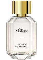 S.OLIVER - s.Oliver Follow Your Soul Women Eau de Toilette (EdT) 50 ml Parfüm - PARFUM