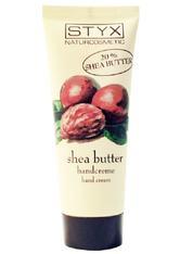 STYX - Styx Produkte Styx Produkte Shea Butter - Handcreme 70ml Handcreme 70.0 ml - Hände
