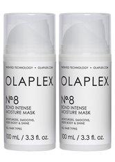 Olaplex Produkte Olaplex Nr.8 Bond Intense Moisture Mask, Doppelpack 2x 100ml Haarkur 200.0 ml