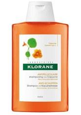 Klorane Produkte Kurshampoo gegen Schuppen mit Kapuzinerkresse-Extrakt Haarshampoo 200.0 ml