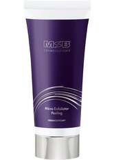 MSB Medical Spirit of Beauty Produkte Micro Exfoliator Peeling Gesichtspeeling 100.0 ml