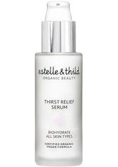 Estelle & Thild Gesichtspflege Thirst Relief Serum Feuchtigkeitsserum 30.0 ml