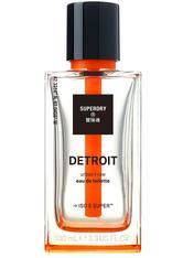SuperDry Herrendüfte DETROIT Eau de Parfum 100.0 ml
