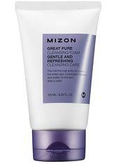 Mizon Great Pure Gentle And Refreshing Reinigungsschaum 120 ml