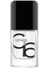 CATRICE - Catrice ICONails Gel Lacquer Nagellack  Nr. 86 - Polish Don't Work Until You Do - Base & Top Coat