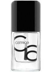 CATRICE - Catrice Nagellack Nr. 86 - Polish Don't Work Until You Do Nagellack 10.5 ml - BASE & TOP COAT
