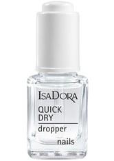 ISADORA - Isadora Nagellack 1 Stück Nagellacktrockner 1.0 st - BASE & TOP COAT