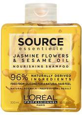 L'ORÉAL PARIS - L'Oreal Professionnel Haarpflege Source Essentielle Nourishing Shampoo 1500 ml - SHAMPOO & CONDITIONER