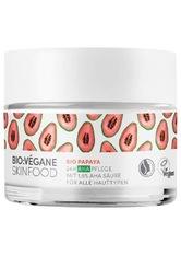 BIO:VÉGANE SKINFOOD Produkte Papaya - 24h AHA Pflege 50ml Gesichtscreme 50.0 ml