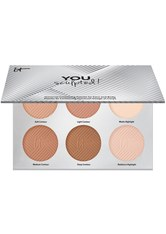 IT Cosmetics Highlighter You Sculpted!™  Universal Contouring Palette Make-up Set 15.28 g