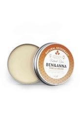 Ben & Anna Produkte Cream Deo - Vanilla Orchid 45g Deodorant 45.0 g