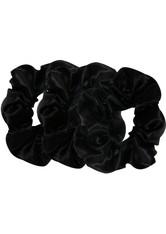 SLIP - Slip Silk Large Scrunchies (Various Colours) - Black - HAARBÄNDER & HAARGUMMIS