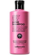 UDOWALZ BERLIN - udowalz Berlin LOVELY ROSE + FEIGE Shine Shampoo - SHAMPOO