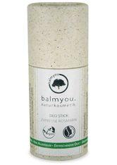 BALMYOU - Balmyou Produkte Balmyou Produkte Deo Stick - Zypresse Rosmarin 50g Deodorant Stift 50.0 g - Roll-On Deo