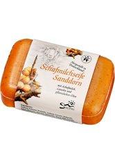 Saling Produkte Schafmilchseife Sanddorn 100g  100.0 g