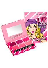 Misslyn Collection Festival Vibes Lip Candy Palette – Pink Kiss Edition 13.34 g