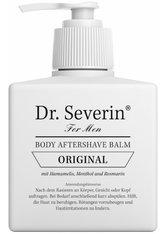 Dr. Severin® Produkte Dr. Severin® Men Original Body After Shave Balsam | 200 ml Pumpspender Intimpflege 200.0 ml