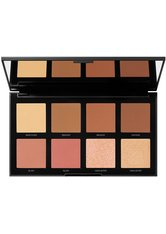 Morphe Paletten Complexion Pro 8T - Totally Tan Make-up Set 1.0 pieces