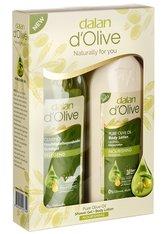 DALAN D'OLIVE - Dalan d'Olive Nourishing 2er Körperpflegeset  1 Stk - KÖRPERPFLEGESETS