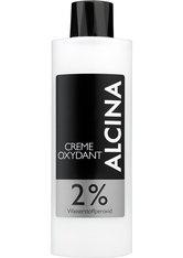 Alcina Color Creme Oxydant Entwickler 2% 1000 ml Entwicklerflüssigkeit