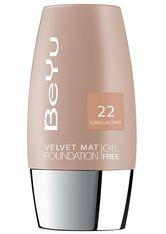 BEYU - BeYu Foundation Nr. 22 Soft Silk Foundation 30.0 ml - FOUNDATION