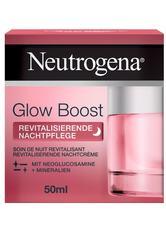 Neutrogena Glow Boost Revitalisierende Nachtpflege Nachtcreme 50 ml