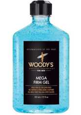 Woody's Herrenpflege Styling Mega Firming Gel 355 ml