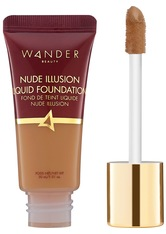 WANDER BEAUTY - Wander Beauty - Nude Illusion Liquid Foundation – Rich – Foundation - Neutral - one size - FOUNDATION