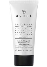 Avant Skincare Age Protect & UV  Avant Age Protect + UV Satin-Soft Imperial Polyglutamic Acid DUO Moisturiser Gesichtscreme 50.0 ml