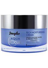 DOUGLAS COLLECTION - Douglas Collection Aqua Focus 50 ml Gesichtscreme 50.0 ml - TAGESPFLEGE