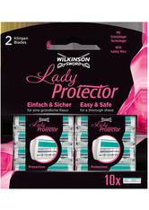 Wilkinson Lady Protector Lady Protector Rasierklingen Rasiergel 1.0 pieces