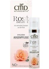 CMD Naturkosmetik Produkte Rosé Exclusive - Hyaluron Augenpflege 15ml Augencreme 15.0 ml