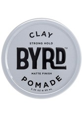 BYRD - BYRD Produkte BYRD Produkte Clay Pomade Matte Finish Big Haarwachs 99.0 ml - Haarwachs & Pomade