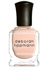 Deborah Lippmann Nagellack All About That Base  Hydrating Ridge Filler Base Coat Nagelunterlack 15.0 ml
