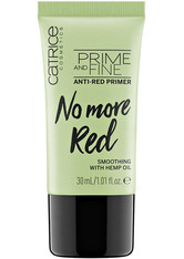 CATRICE - Catrice Prime And Fine No More Red Primer  No More Red - PRIMER
