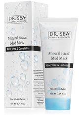 Dr. Sea Produkte Mineral Facial Mud Mask - Aloe Vera & Dunaliella 100ml Maske 100.0 ml