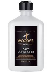 Woody's Produkte Daily Conditioner Haarshampoo 355.0 ml