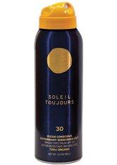 Soleil Toujours Produkte Clean Conscious Antioxidant Sunscreen Mist SPF 30 Travel Size Sonnencreme 88.0 ml