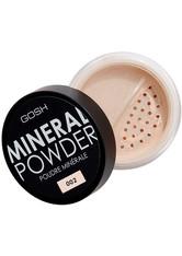 GOSH Copenhagen Mineral Powder Mineral Make-up  Ivory