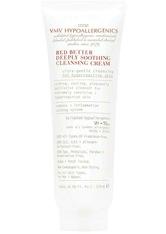 VMV HYPOALLERGENICS - VMV Hypoallergenics Produkte Red Better Deeply Soothing Cleansing Cream Reinigungscreme 120.0 ml - Cleansing