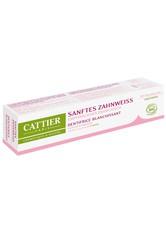 Cattier Zahnpflege Zahncrme - Sanftes Zahnweiss 75ml Zahnpasta 75.0 ml
