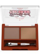 got2b Augen Beauty And The Brow Brow Powder Palette Dark Brown Augenbrauenpuder 3.0 g