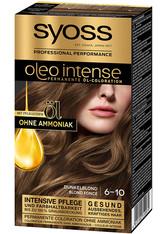 Syoss Oleo Intense Permanente Öl-Coloration Dunkelblond Haarfarbe 115 ml
