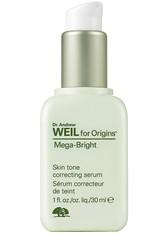 Origins Gesichtspflege Seren Dr. Andrew Weil for Origins Mega-Bright Dark Spot Correcting Serum 2.0 30 ml