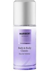 Marbert Bath & Body Classic Eau de Toilette Spray Eau de Toilette 50.0 ml