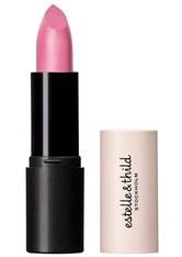 estelle & thild BioMineral Cream Lipstick Pretty Pink 4,5 g Lippenstift