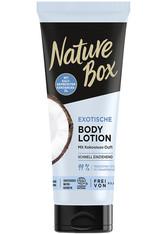 Nature Box Körperpflege Exotische Body Lotion Bodylotion 200.0 ml