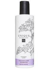 Unique Beauty Produkte Shampoo - Colour Care 250ml Haarshampoo 250.0 ml