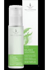 Tautropfen Alge Balance Solutions Vitalisierendes Gesichtsgel für normale bis Mischhaut 50 ml