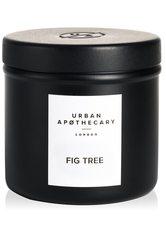 Urban Apothecary Luxury Iron Travel Candle Fig Tree Kerze 175.0 g